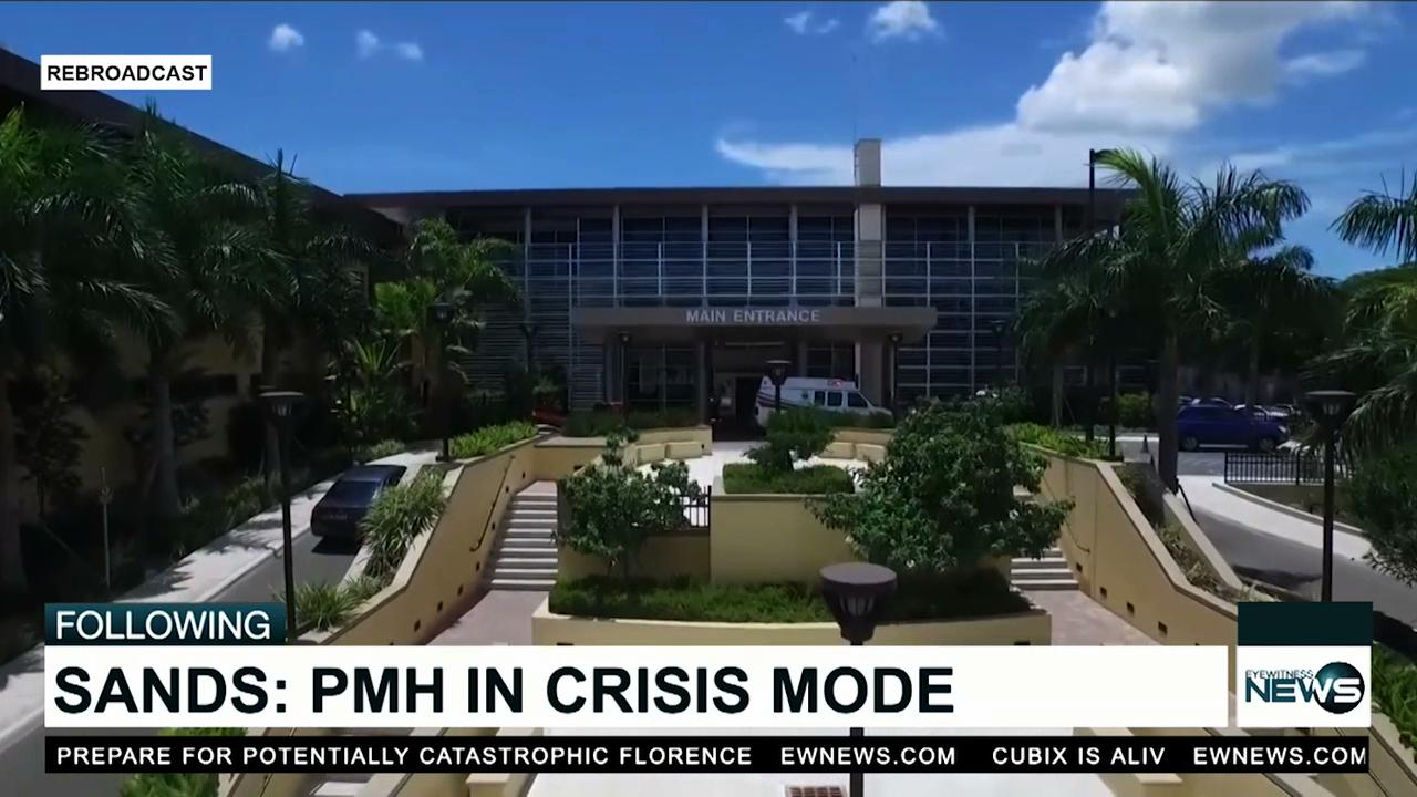 PMH undergoes repairs