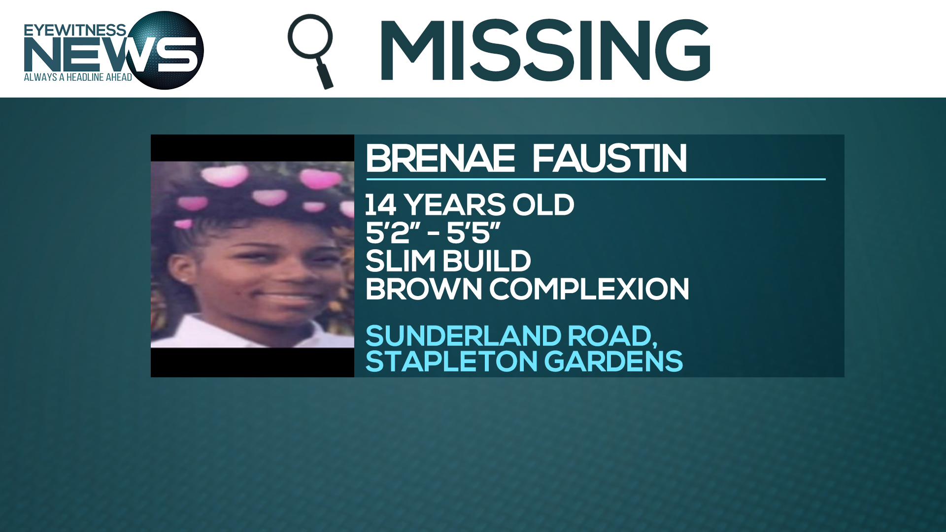 Police looking for missing girl