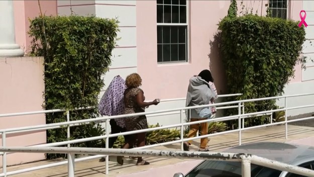 Evicted homeowners caught sneaking into home fined
