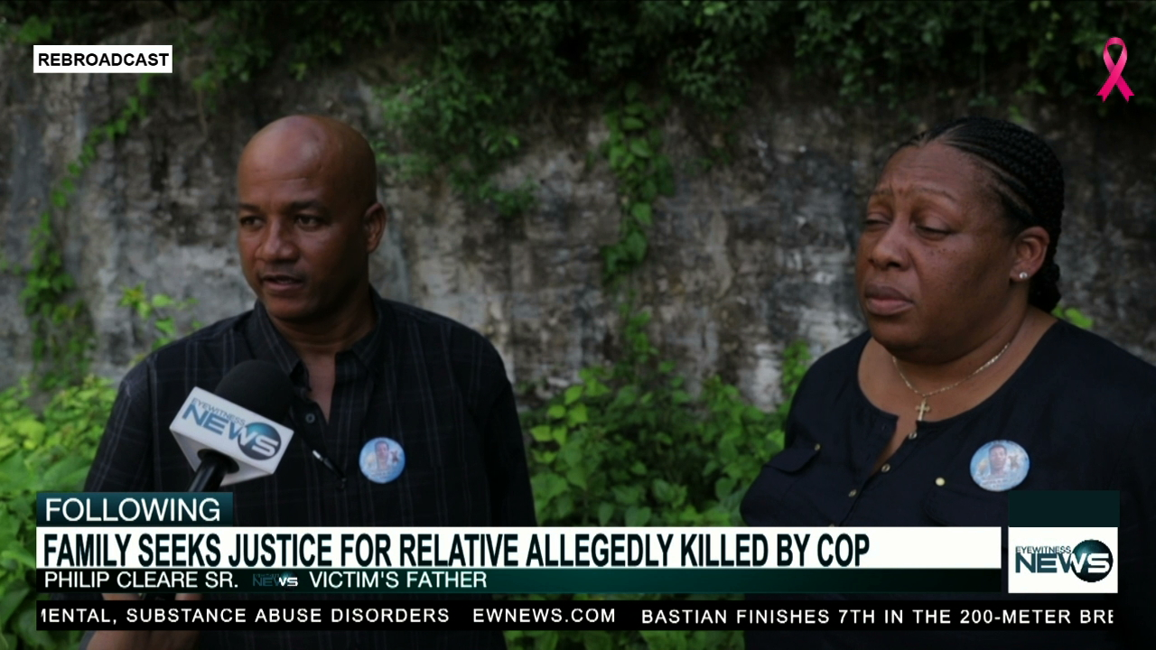 Family seeks justice for son allegedly killed by cop