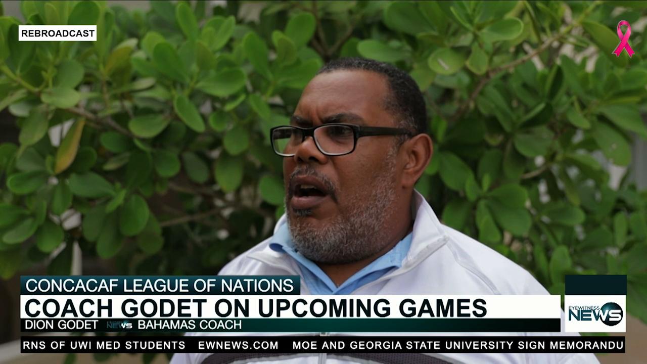 Bahamas falls 6-0 to Antigua and Barbuda