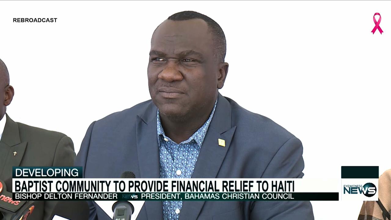 Christian Council will assist Haiti