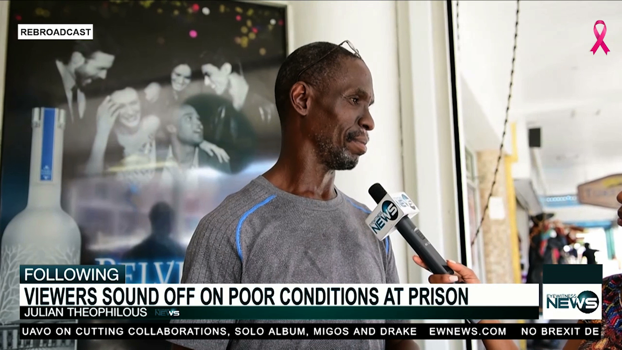 Viewers shocked following prison documentary