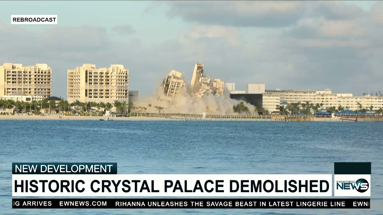Popular Cable Beach hotel imploded