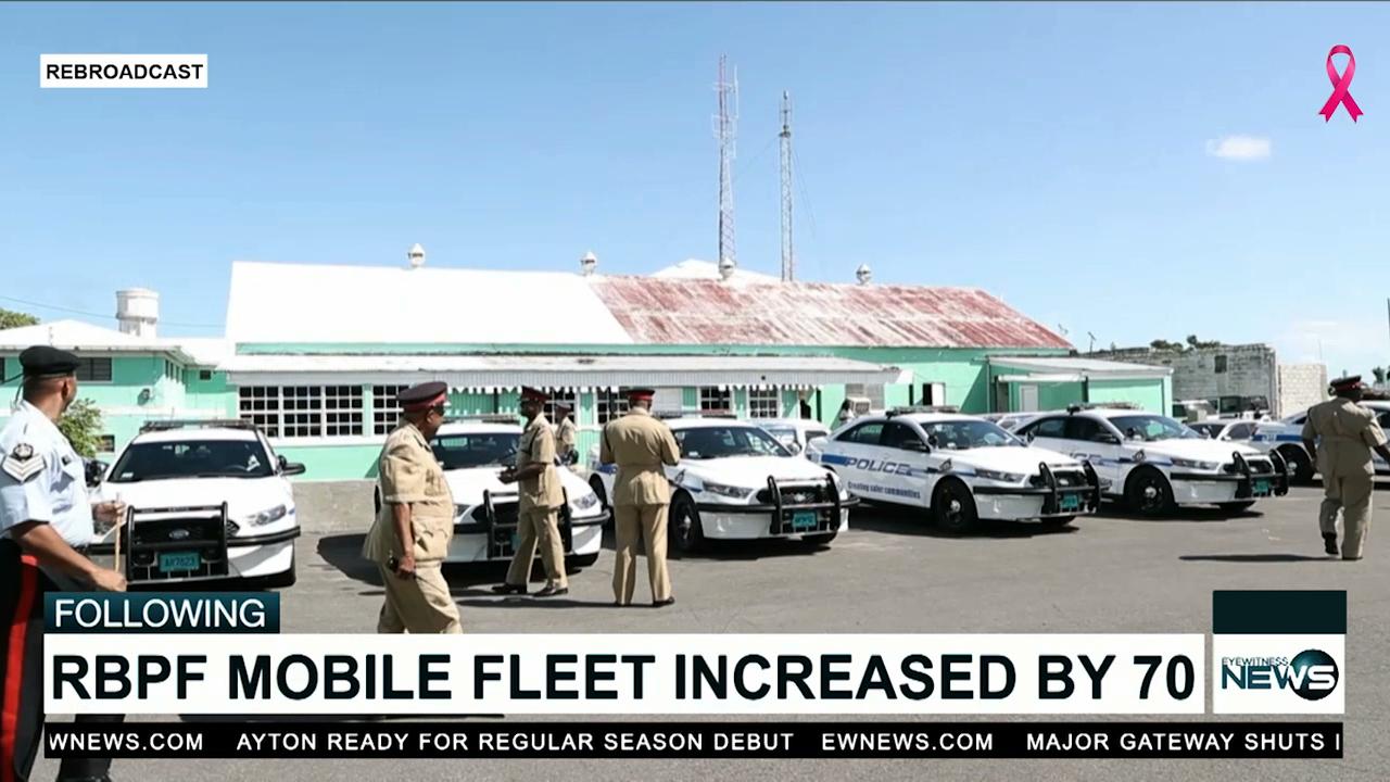 $6 million spent on new police vehicles