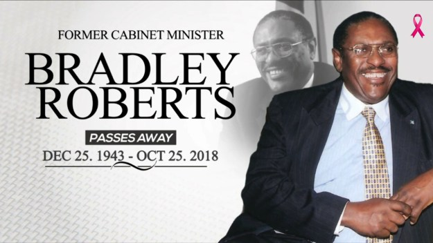 Bradley Roberts dead at 74
