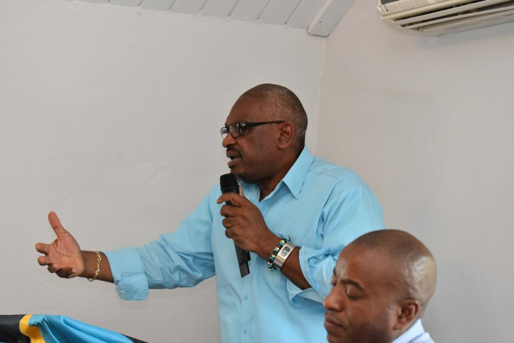 PM holds town meetings in Acklins, Crooked Island on outcomes of UN trip