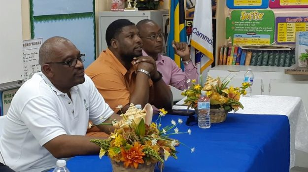 PM holds town meeting in the Berry Islands