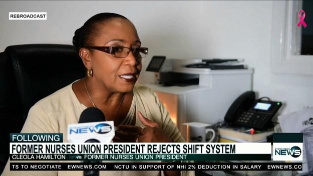 """Former nurses head calls new shift system """"regressive"""""""