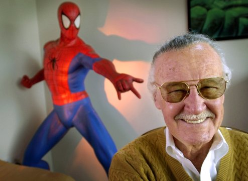 Stan Lee, creator of a galaxy of Marvel superheroes, dies