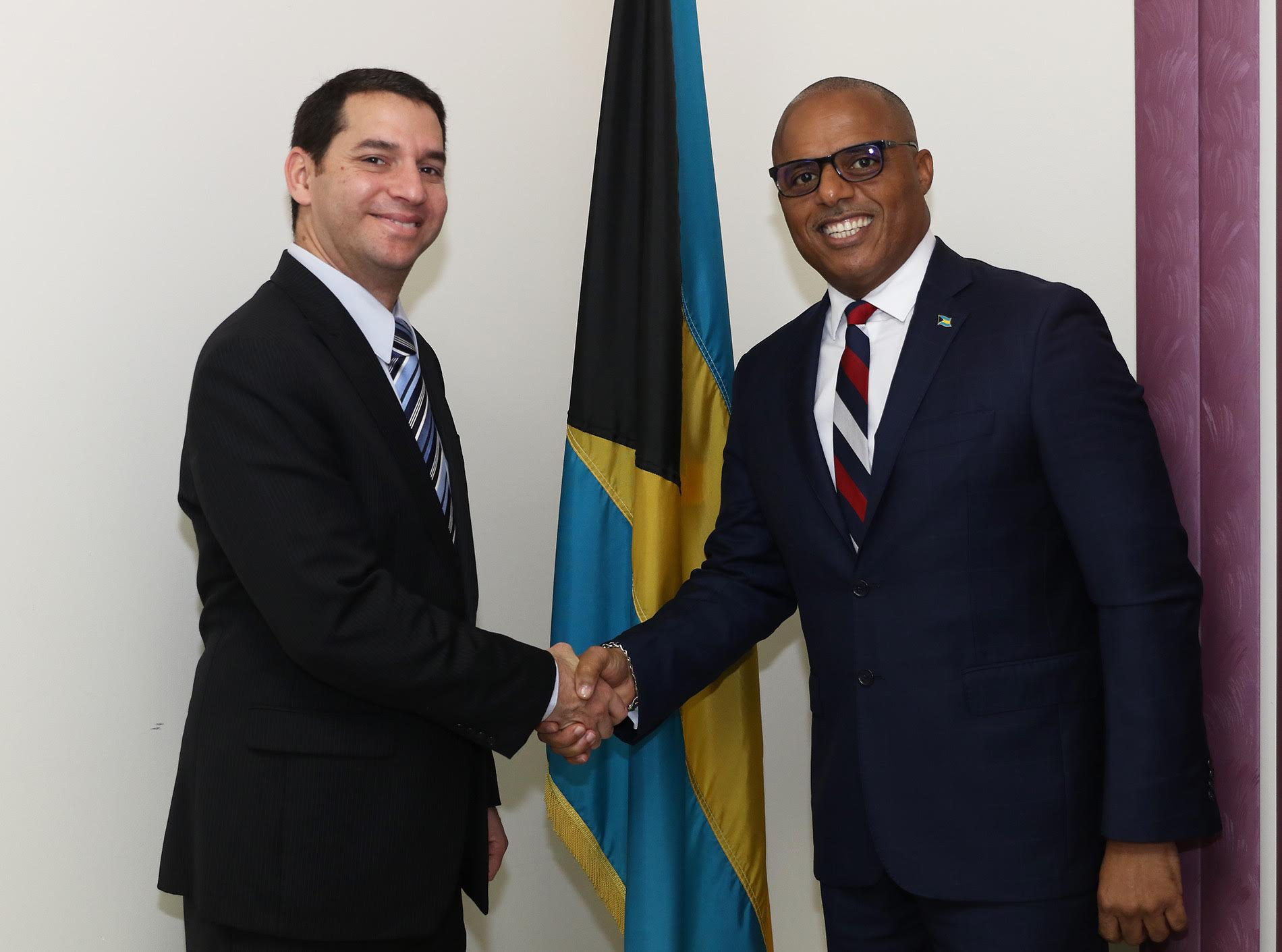 Israel seeking bi-lateral relationship with The Bahamas