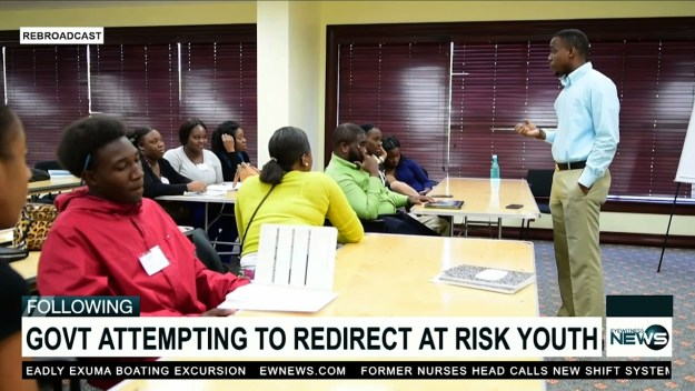 12-week crime and violence prevention programme launched for youth