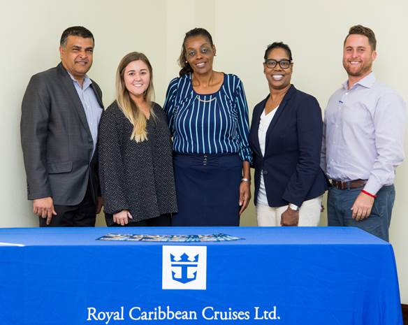 Royal Caribbean job fair a success