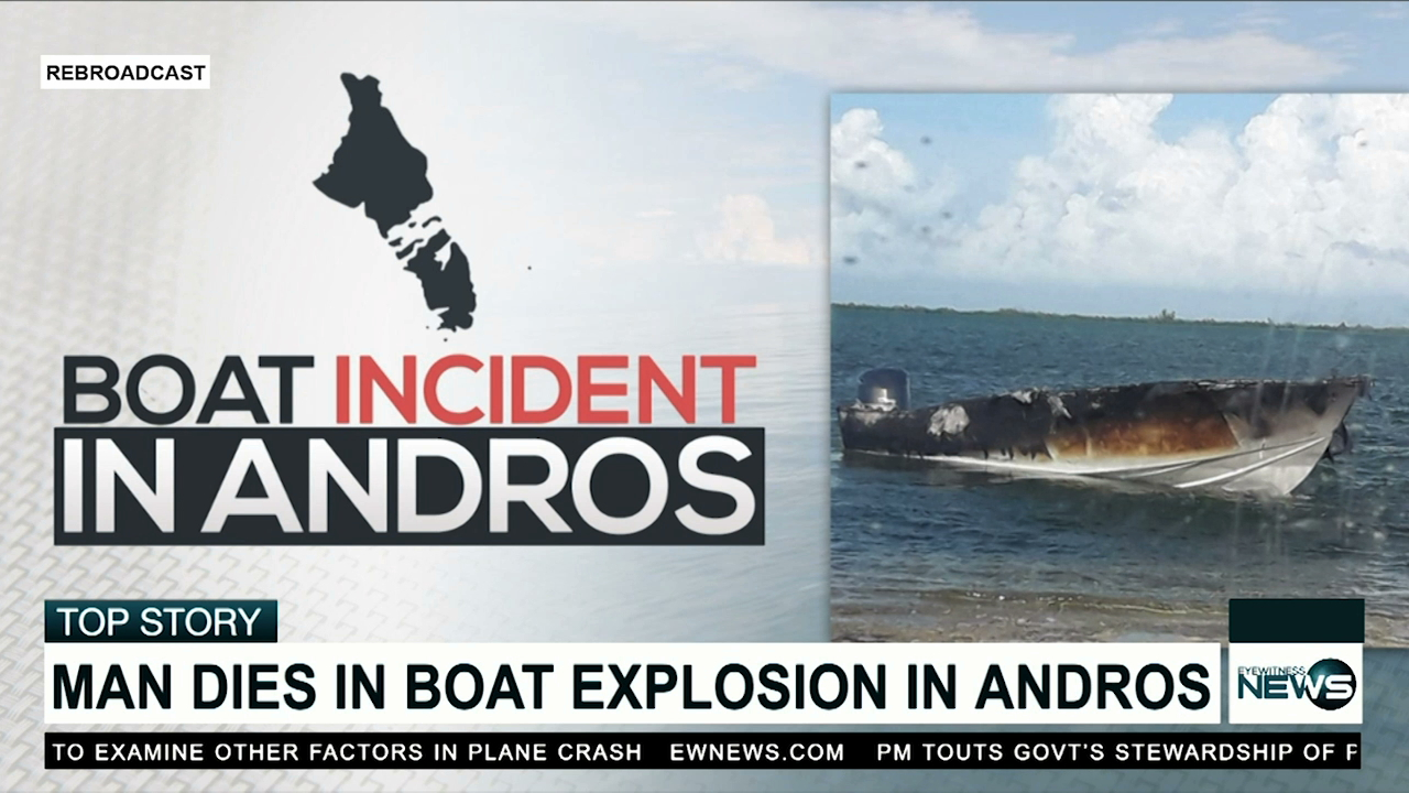 Man dies in boat explosion