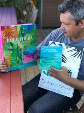 Photographer hosts book signing on Eleuthera