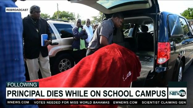 NCA Principal dies on campus