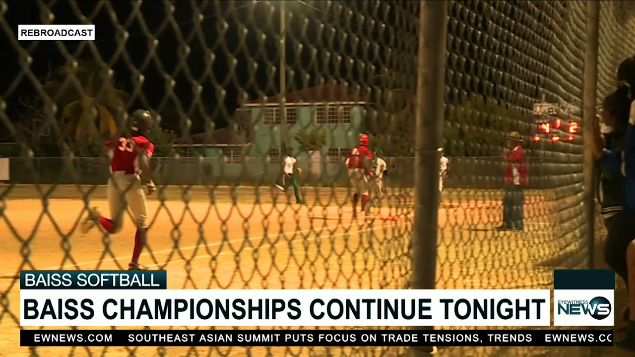 BAISS softball champs crowned in three divisions