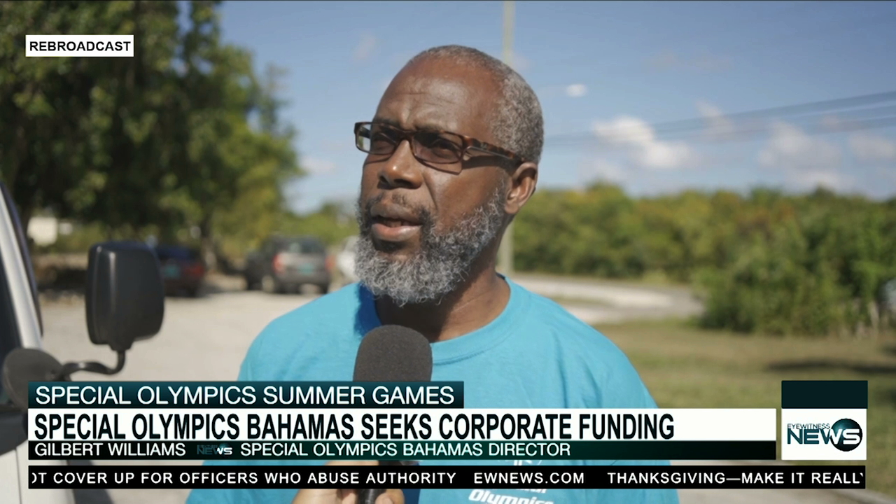 Special Olympics Bahamas seeking support from corporate Bahamas
