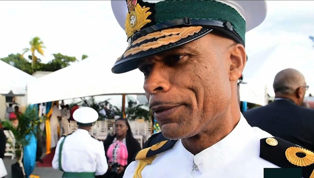 RBDF Commodore: Officers still patrol plane crash area in search of debris