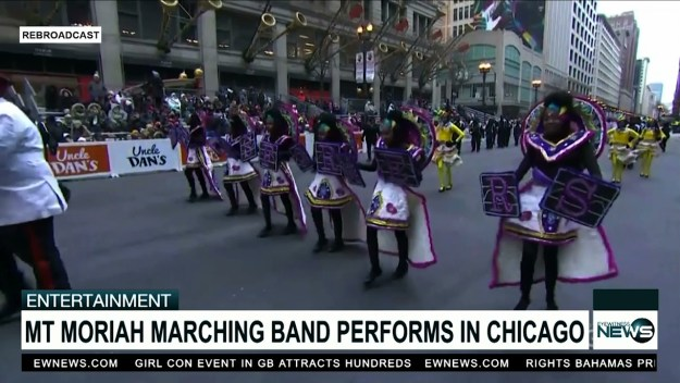 Transformers band performs in Chicago