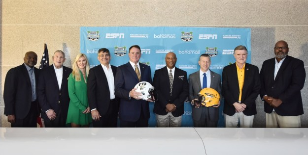Bahamas Bowl introduces head coaches and athletic directors