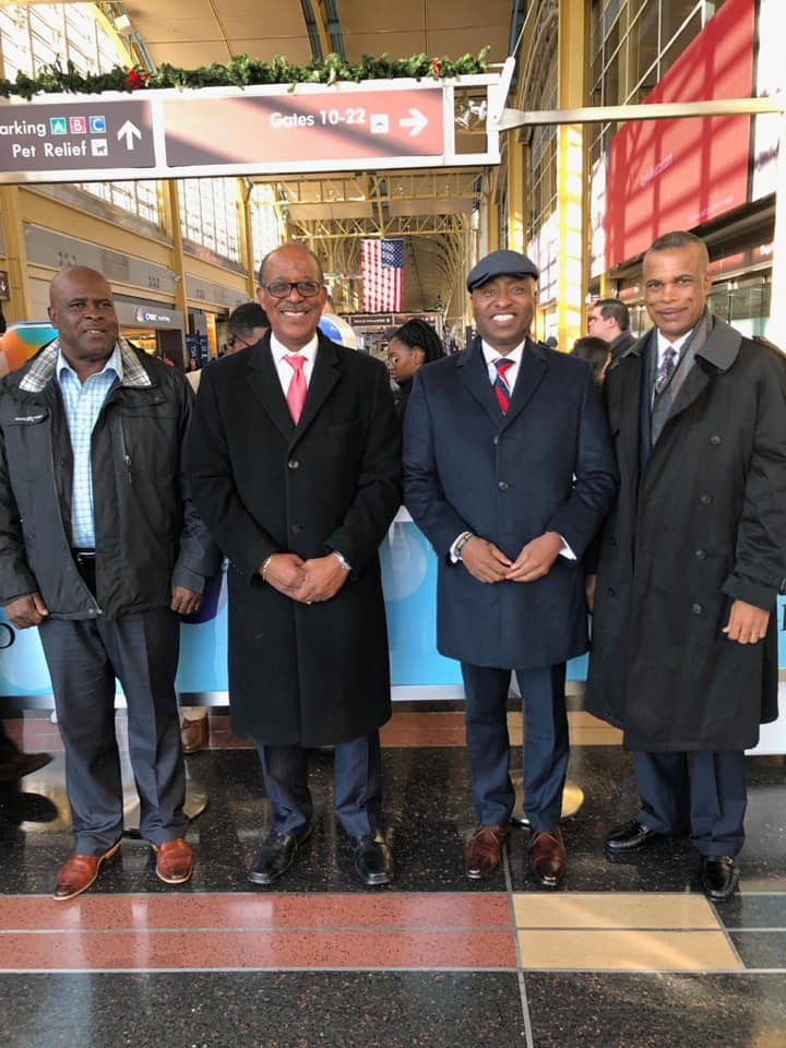 Bahamian delegation in Washington, DC attends terrorism conference
