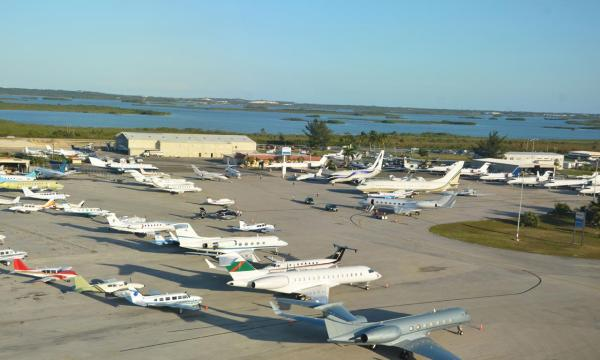 Private airport operators in need of another runway