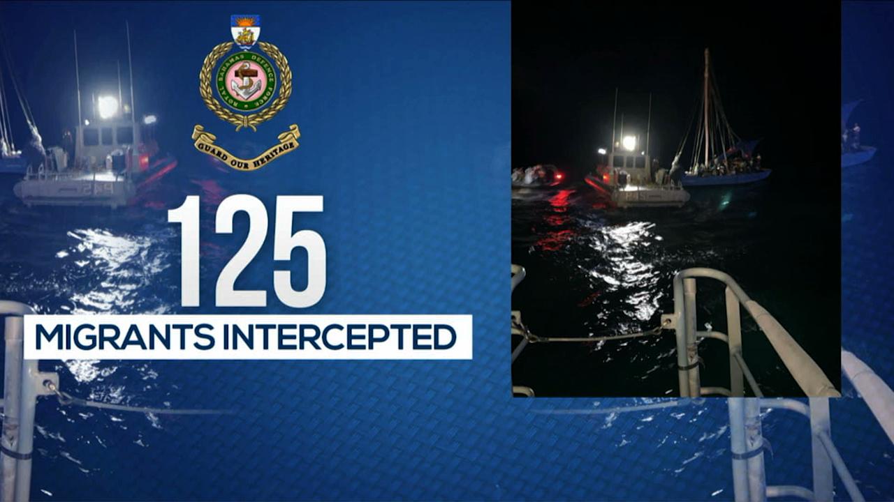 124 Haitian migrants apprehended