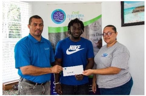 One Eleuthera Foundation awards scholarship
