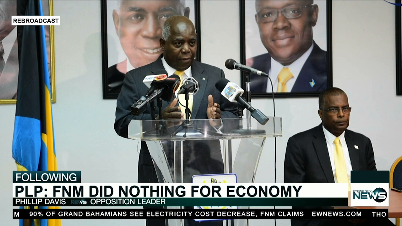 Davis: IMF success report has nothing to do with the FNM