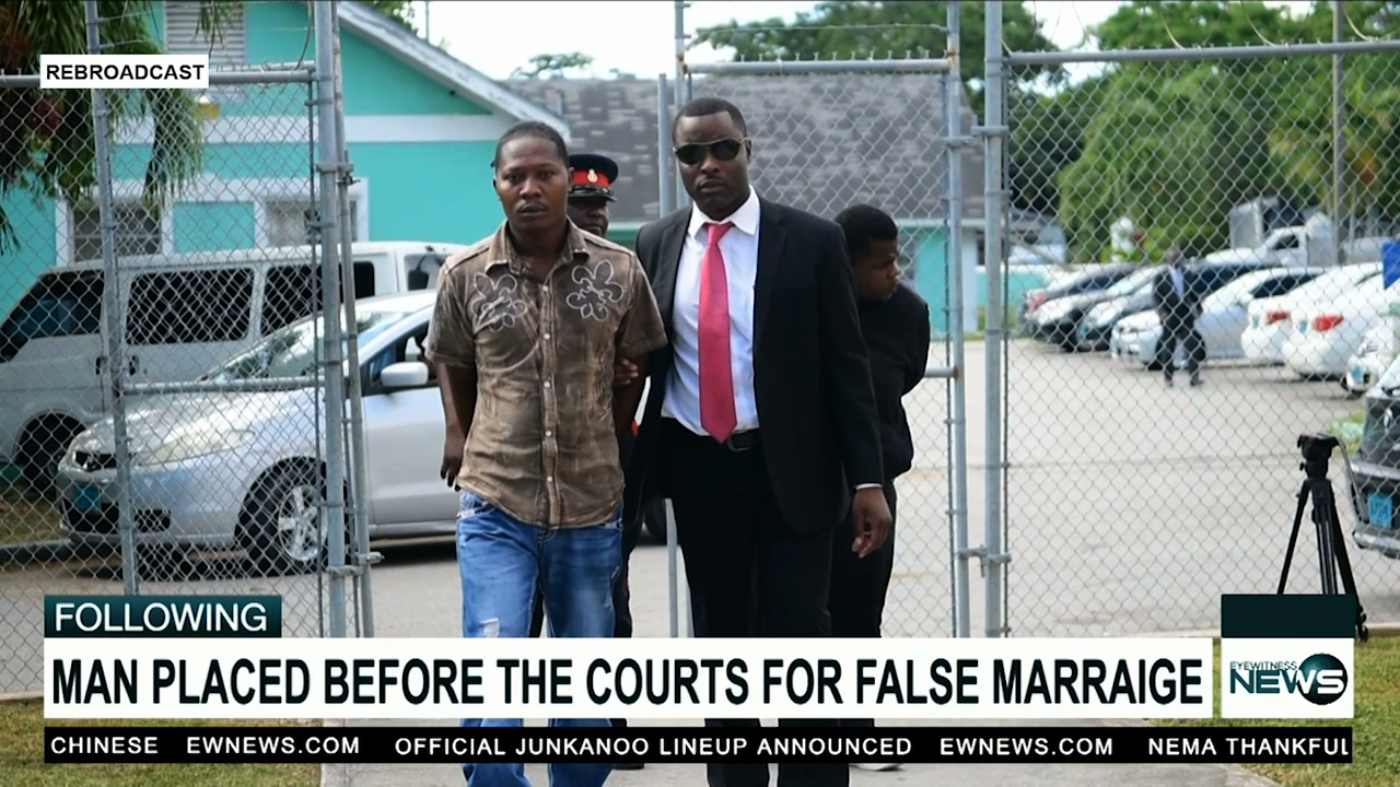 Haitian National charged with fraudulent marriage