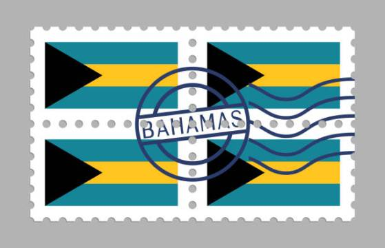 Four Bahamas Christmas church stamps released for holiday season