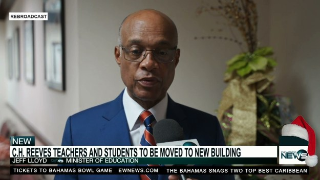 Lloyd: C.H. Reeves to get new classrooms