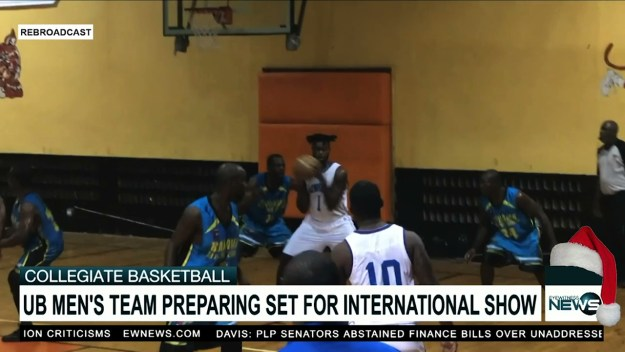 Mingoes set to take on international competition