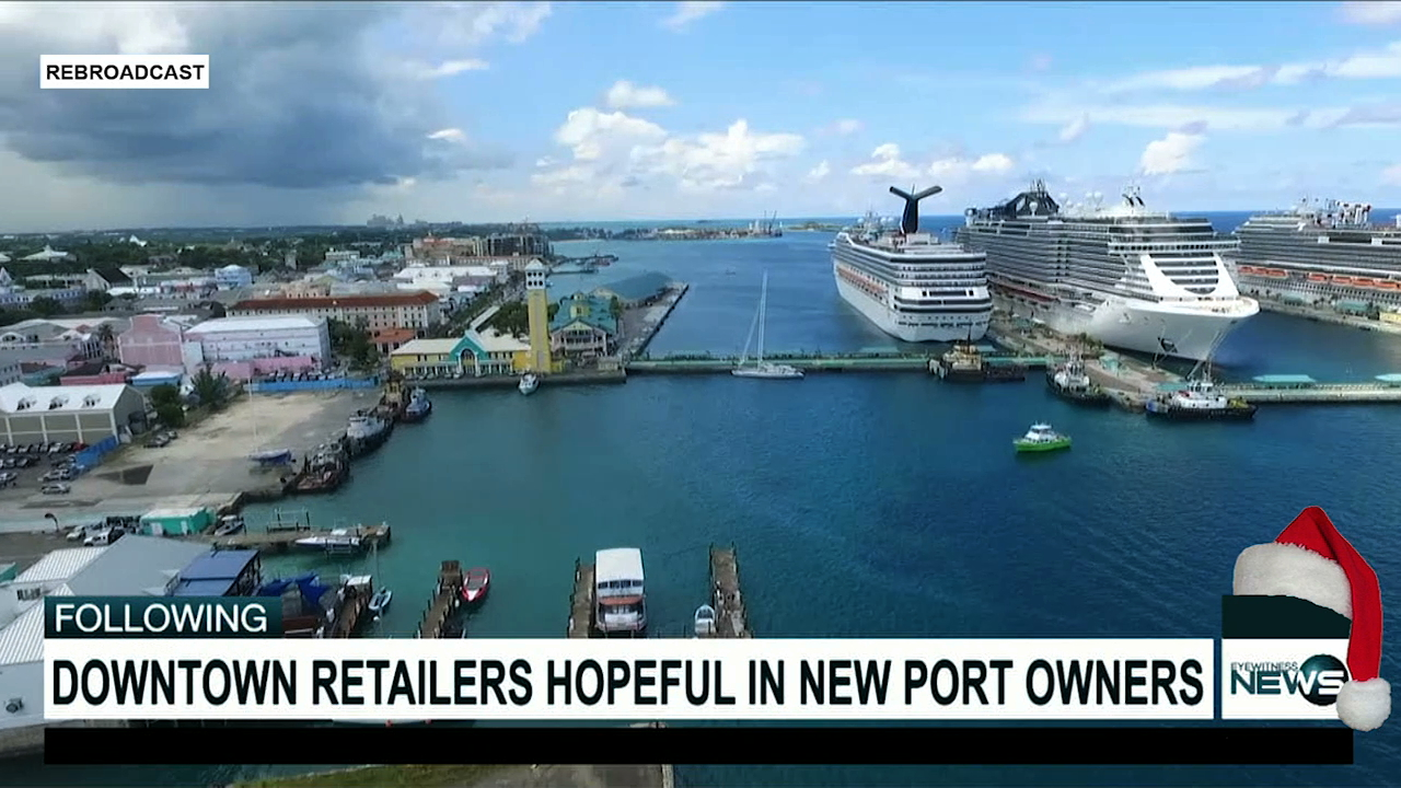 Downtown retailers looking forward to new port owners