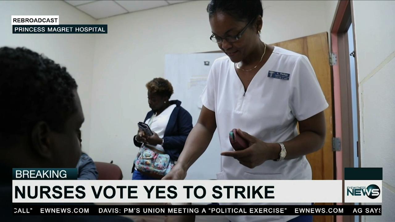 Nurses vote to strike