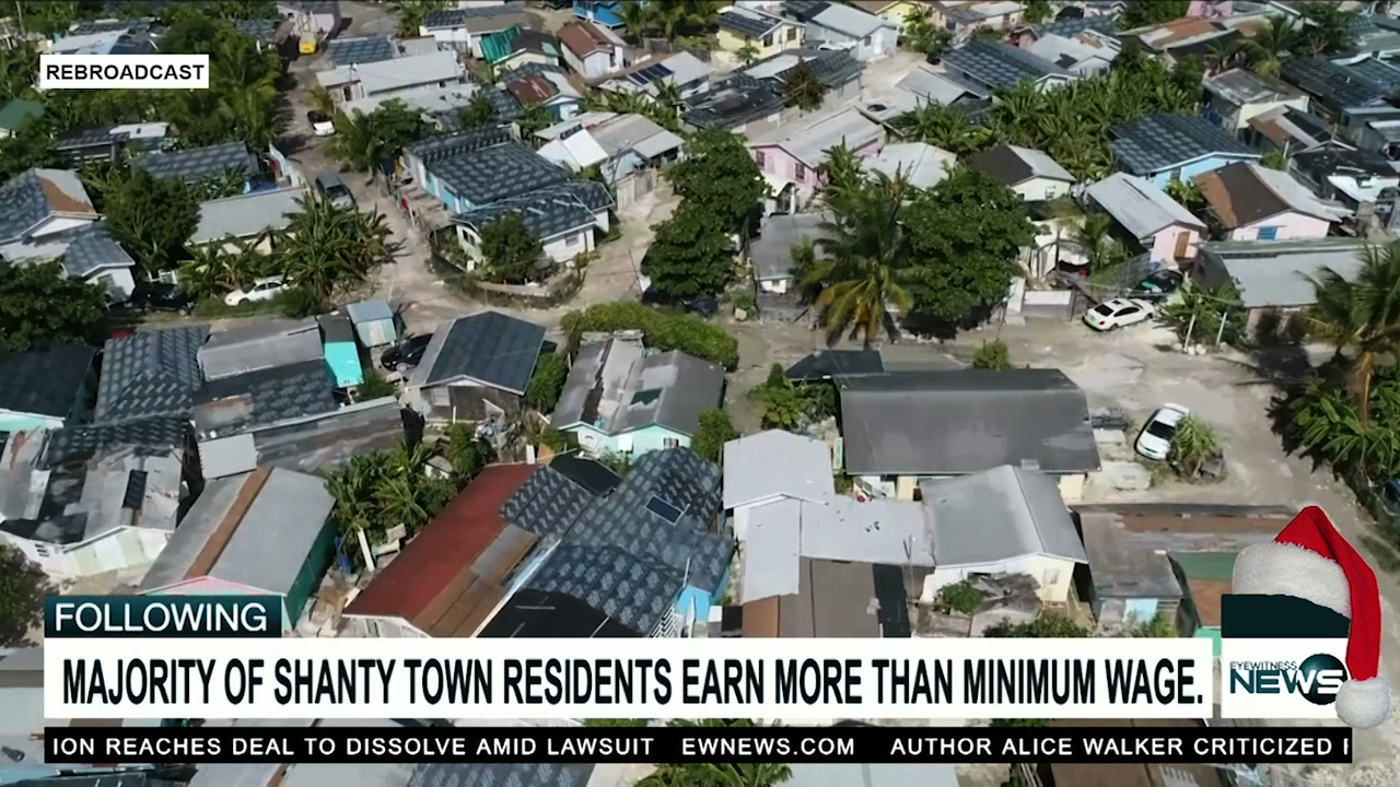 3,041 reside in 6 Abaco shantytowns, report reveals