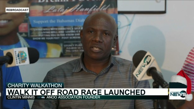 """First """"Walk If Off"""" road race set for January 5"""