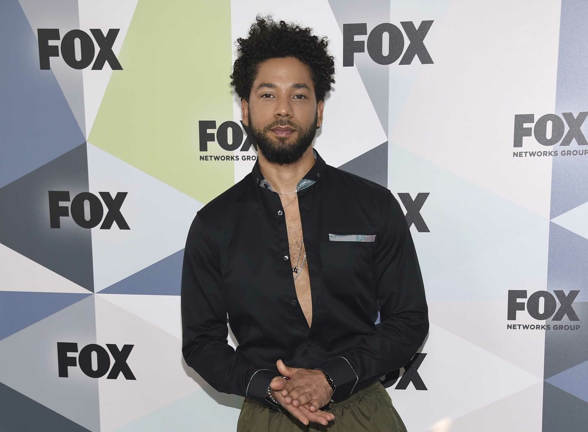 'Empire' cast member alleges homophobic attack in Chicago