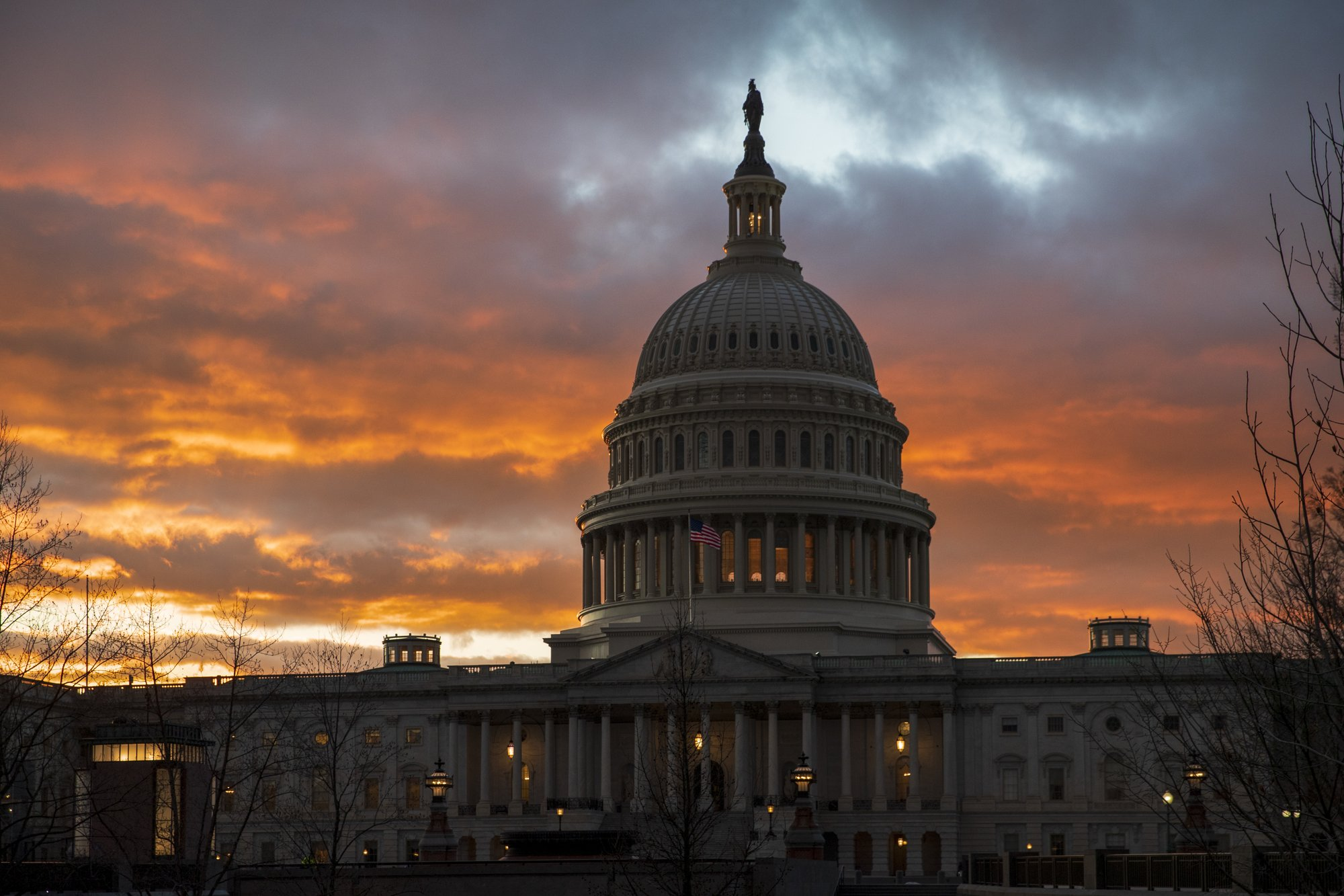 Senate rejects rival plans for ending shutdown; talks start