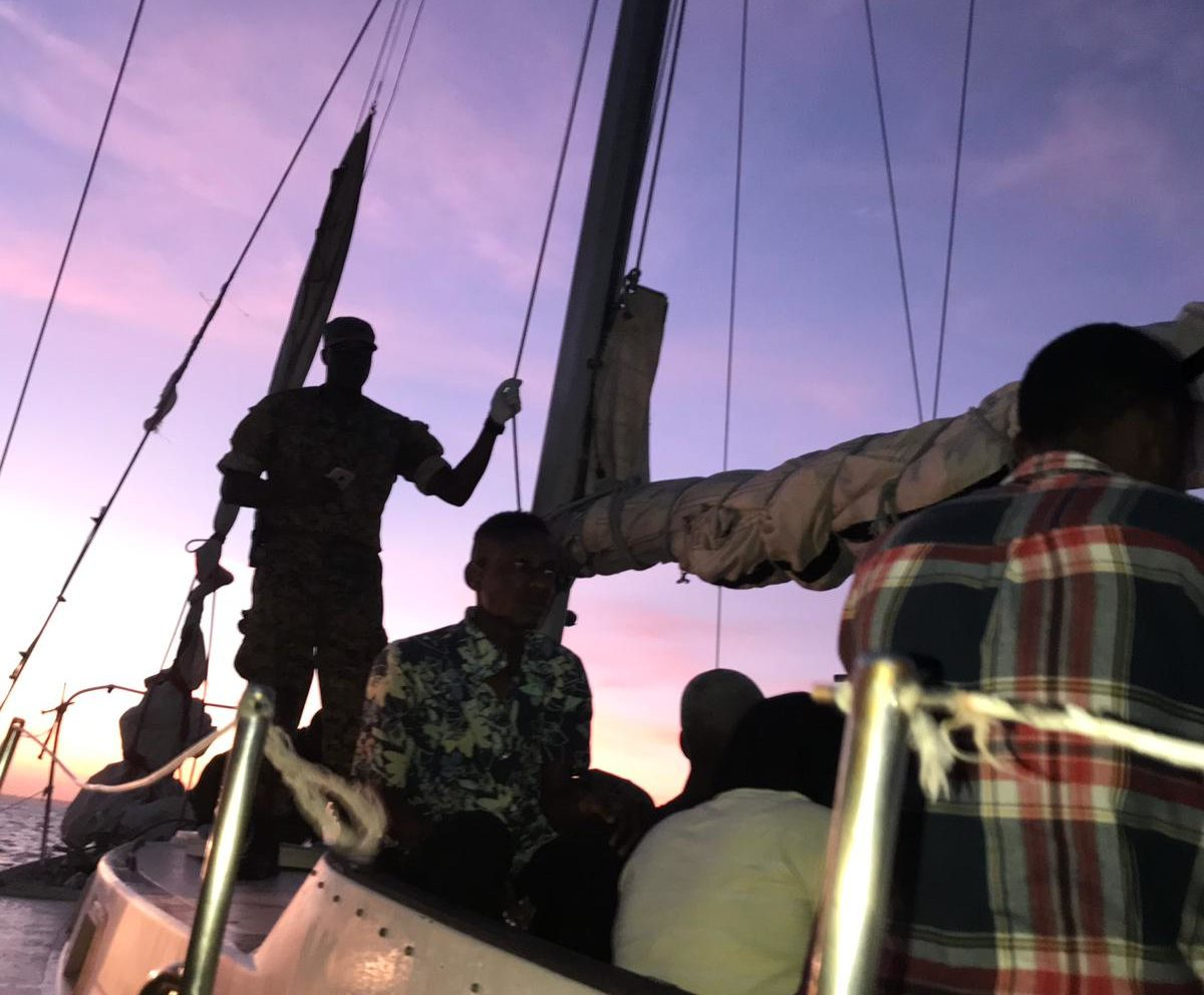 Haitian migrants apprehended in Abaco