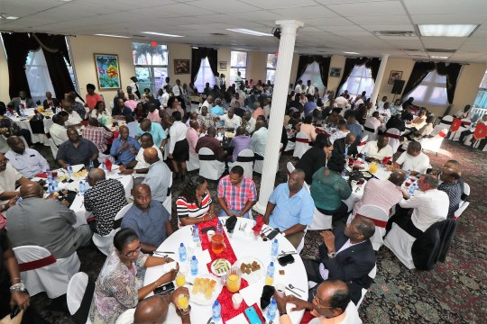 RBPF holds New Year's Boil