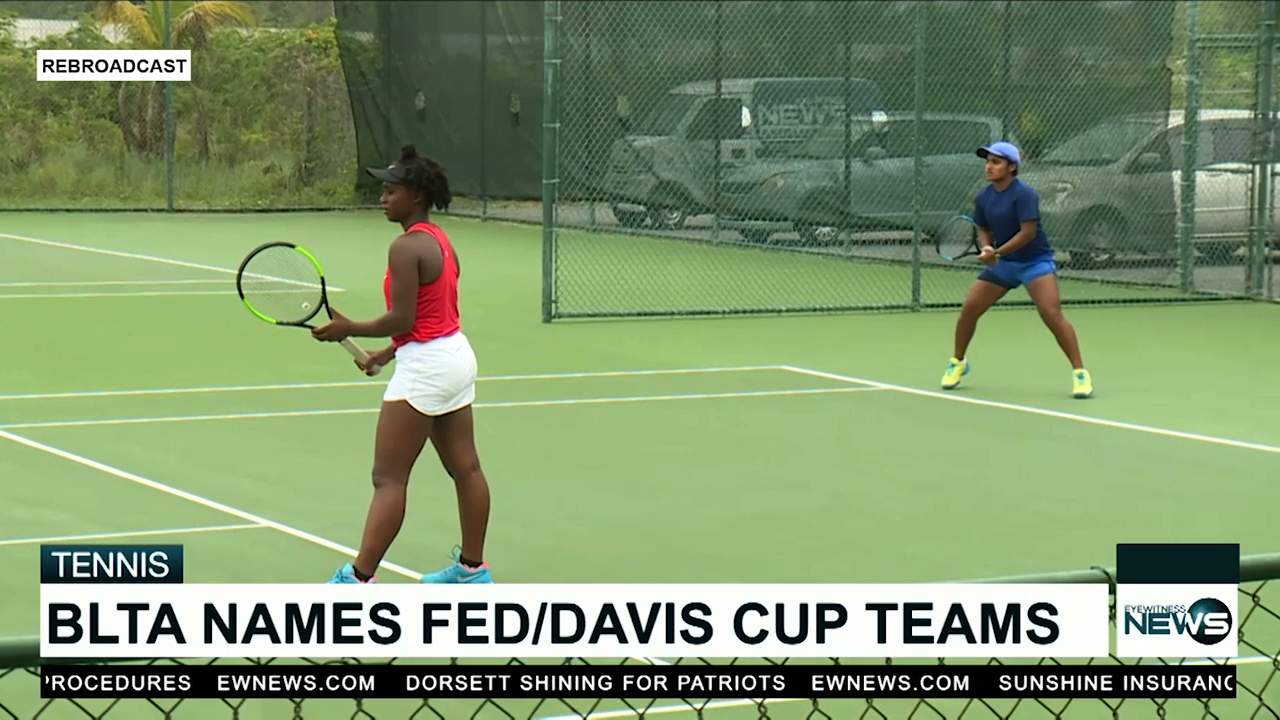 BLTA names Davis and Fed Cup teams