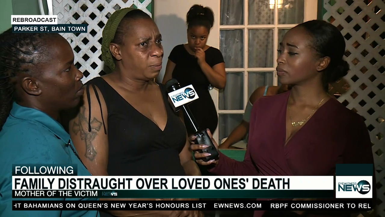 Mother of country's first murder victim speaks out