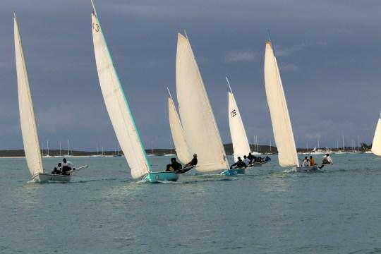 Whitty K victorious in Farmer's Cay regatta
