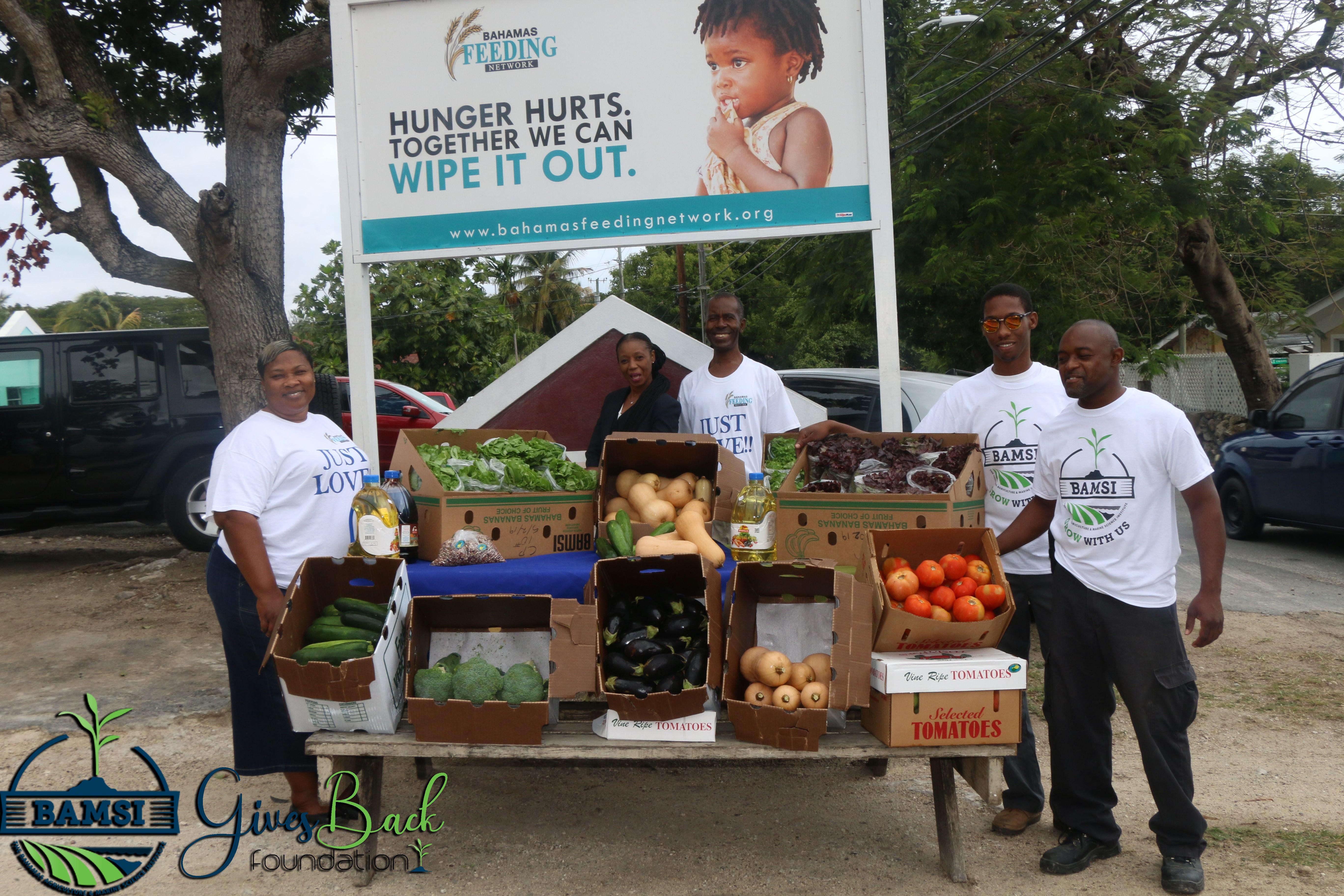 BAMSI joins frontline in fight against hunger