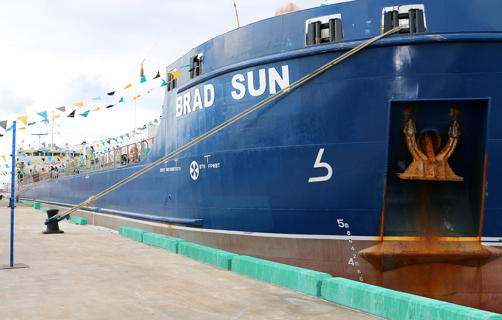 FOCOL commissions new 'Brad Sun' vessel