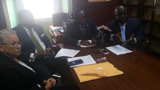 Opposition slams govt.'s mid-year budget statement
