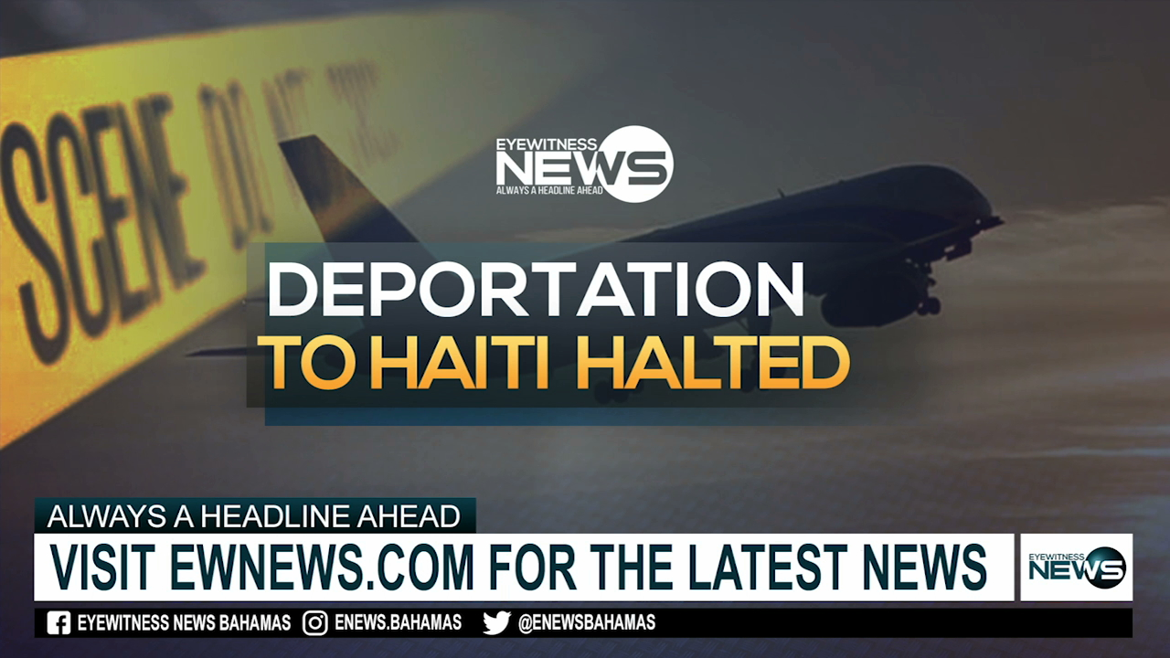 Govt. halts deportations to Haiti; RBDF apprehends 64 in Exuma chain