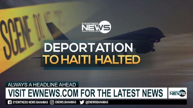 Govt. halts deportations to Haiti; RBDF apprehends 64 in Exuma chain